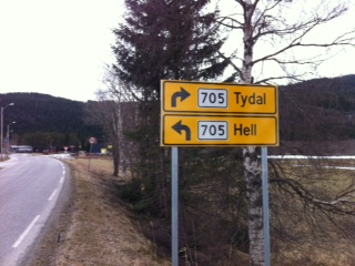 We're leaving Hell and head for Heavenly Tydal...